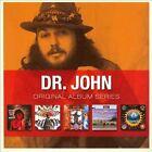 Original Album Series [Box] by Dr. John (CD, Mar-2010, 5 Discs, Warner Bros.)
