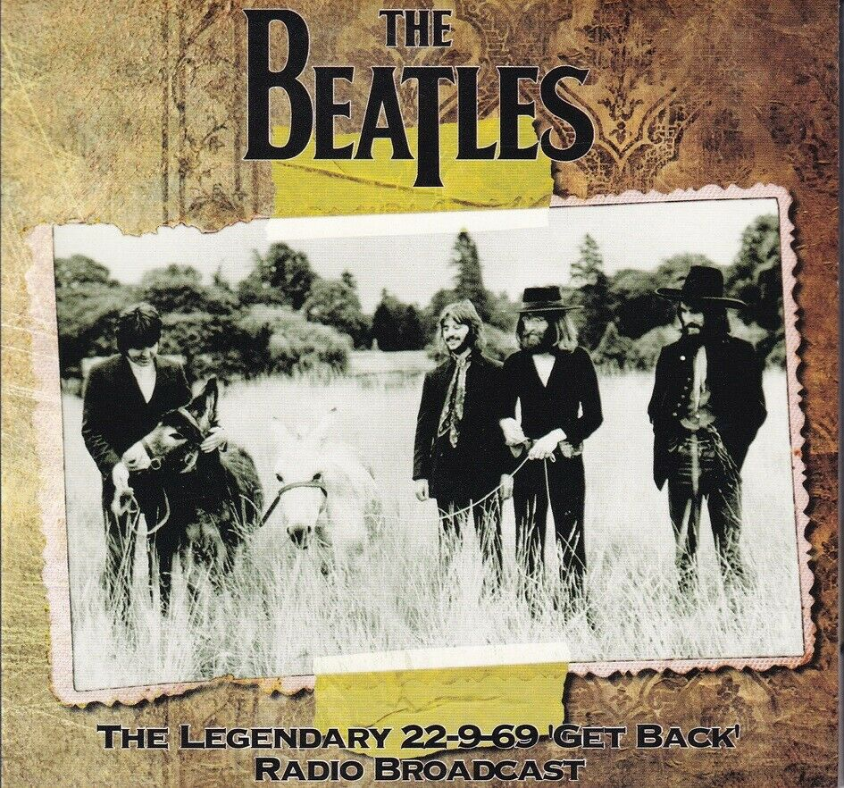 Beatles: Get Back Radio Broadcast, pop