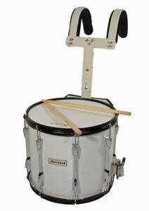 Amical Cherrystone Marsch-snare, Marche Tambour 35x30 Cm (14x12 Pouces)
