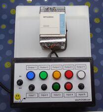 Mitsubishi Plc Training Fx Trainer Software Cable Sc09 Lessons Gx Developer