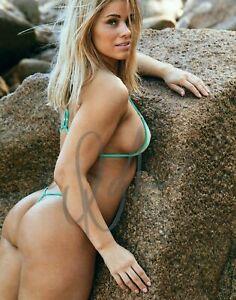 Paige-VanZant-Autographed-Signed-8x10-Photo-UFC-REPRINT