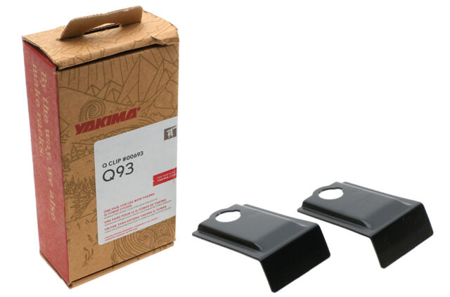 Yakima Products 8000705 Q-105 Clip for Q Tower Roof Rack System