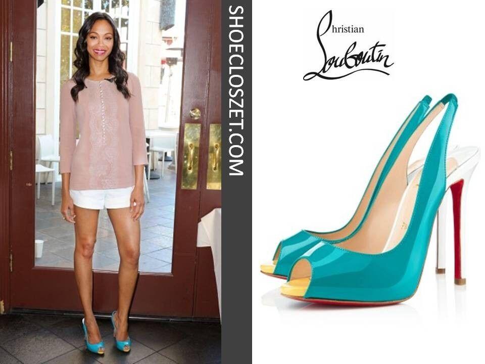 vendite online Christian Louboutin FLO SLING 120 Patent Coloreblock scarpe Heel Pump Pump Pump Sandals  845  moda classica