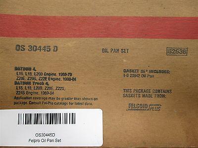Oil Pan Set OS30753 Fel-Pro