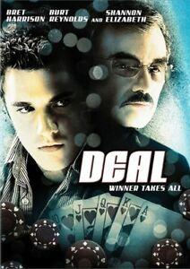 Deal-DVD-2008-Widescreen-Burt-Reynolds-Jennifer-Tilly-Michael-Sexton
