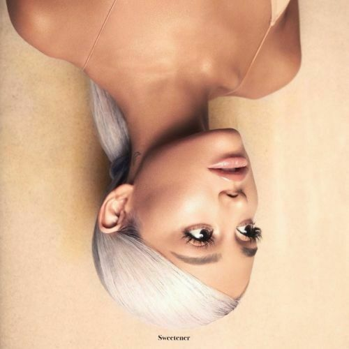 Ariana Grande Sweetner Album Cover Music 12x12 24x24 Poster 271