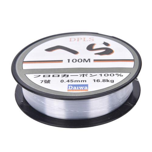100M//500M nylon Fishing Line Leaders Dawa nylon Lines 1.6-18.4KG  Jh Hot Sale