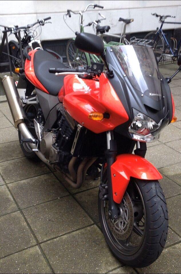 Kawasaki, Z 750 S, 750 ccm