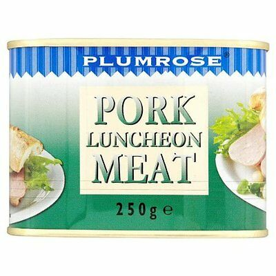 Plumrose Pork Luncheon Meat 12 x 250g