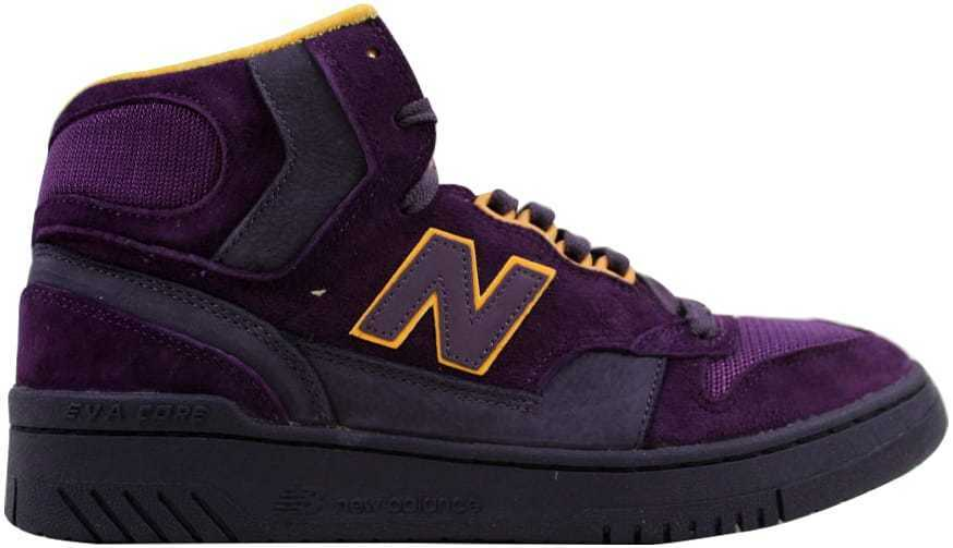 New Balance Packer shoes P740 Purple James Worthy P740PPR Men's SZ 7