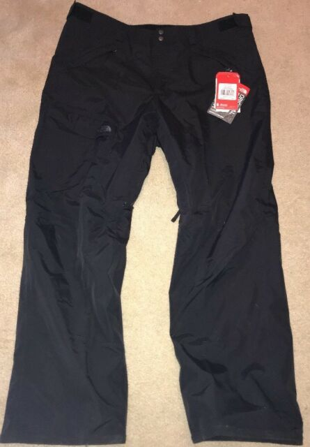 e63967cdb Mens The North Face Freedom Size XXL 2xl Waterproof Ski Snowboard Pant Black