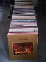 250 LPs from 1950s to 80s @ $2.77 each -ROCK Jazz SOUL Pop COUNTRY see list