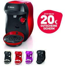 Bosch TASSIMO Happy + 20 EUR Gutscheine* Heißgetränkemaschine Kapsel Maschine