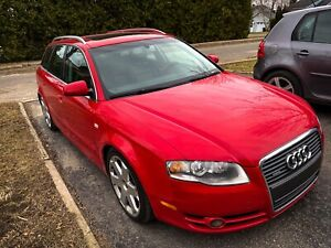 2006 Audi A4 wagon ***MANUAL***