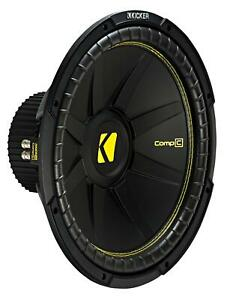 KICKER-compc-154-15-034-woofer-cwcd-154-38-cm-CAISSON-DE-BASSES-Free-Air-1200-W
