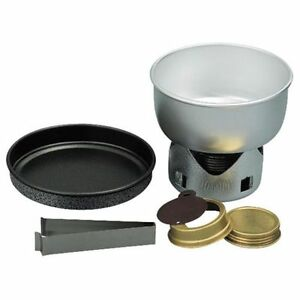 TRANGIA MINI TRANGIA 28-T ALCOHOL COMPLETE COOKING SYSTEM FROM SWEDEN, NEW SALE 7315081002854