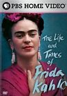 Life and Times of Frida Kahlo 0841887051804 With Rita Moreno DVD Region 1