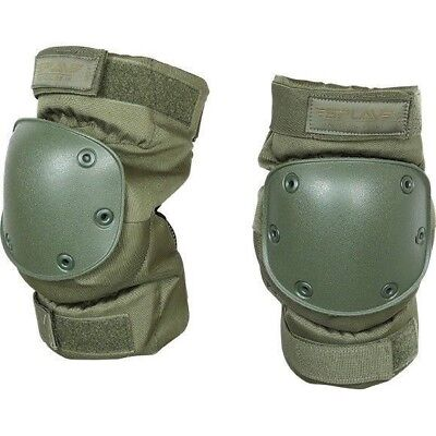 Black Tactical Russian Army Military Knee Pad Protection «Cross» Airsoft SPLAV