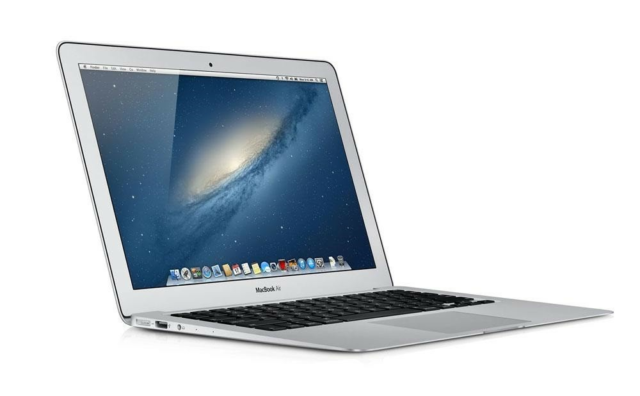 MacBook Air, 13 tommer, 1,8 - i5 GHz, 4 GB ram, 128 GB…