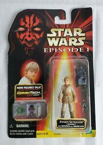 Star-Wars-Episode-1-Anakin-Skywalker-Action-Figure-Hasbro-1998-NEW