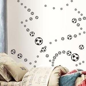 58-Mixed-Football-Vinyl-Stickers-House-Nursery-Window-Wall-Art-Car-Decoration