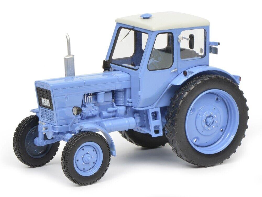 09075 roadster pro.r32 1 32 Belarús mts-50 azul tractor