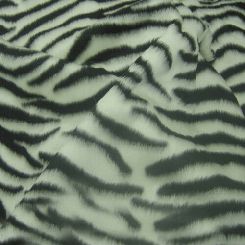 Sold By The Metre Printed Animal FUR Fabric Crafts Toys Fancy Dress 27 COLOURS