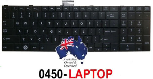 Keyboard for Toshiba Satellite C850D03L PSC9TA001001 Laptop Notebook