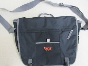 Trans Jansport Laptop Messenger Bag Briefcase Shoulder Strap