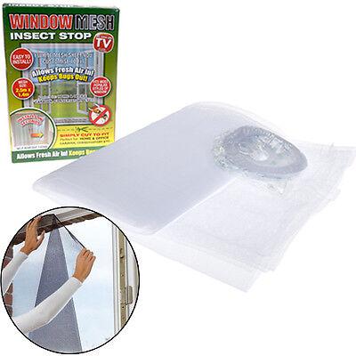 Efficiente Finestra Mesh Insetto Fly Bug Pest Protector Reti Casa Ufficio Repellente Vespa Ape- Alta Sicurezza