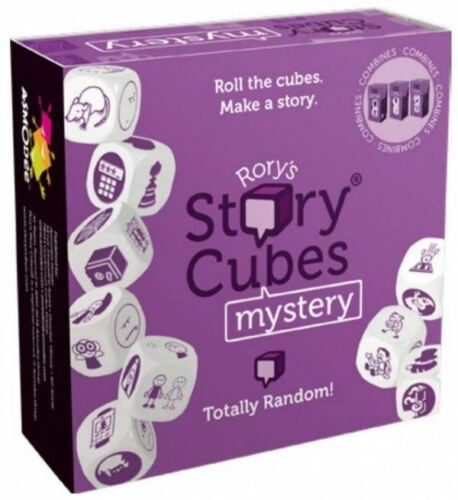RORY/'S STORY CUBES MYSTERY DICE GAME