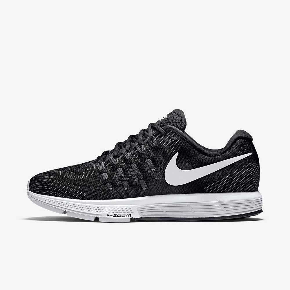 Nike Air Zoom Vomero Herren Schuhe Turnschuhe Laufschuh Sneaker Schwarz Unisex