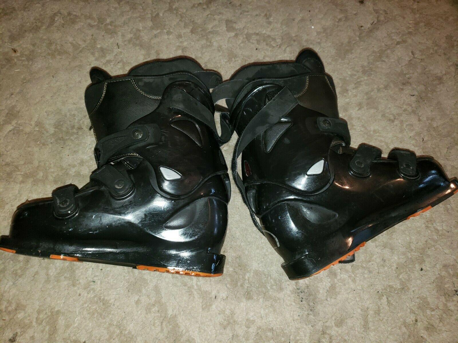 Rossignal Soft Thermo Fit Ski Stiefel Größe 245 youth 13