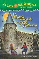 UN CASTILLO EMBRUJADO EN LA NOCHE DE HALLOWEEN / HAUNTED CASTLE ON HALLOW'S EVE