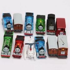 12pcs Set Thomas And Friends Take-n-Play Diecast Magnetic Train Car Toy Figures
