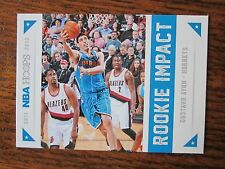 2011-12 Panini NBA Hoops Rookie Impact Gustavo Ayon New Orleans Hornets