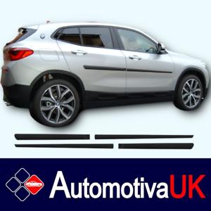 BMW X2 F39 SUV frotamiento Tirasprotectores de puertaProtección Lateral Kit de carrocería