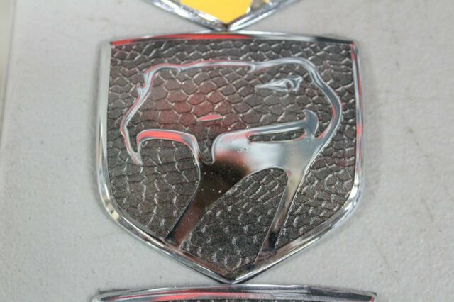 Dodge Viper History and Photos  Dodge Viper Emblem History