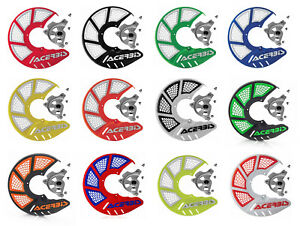 Acerbis-Vented-X-Brake-Disc-Brake-Cover-amp-Mount-Kit-Honda-CRF250R-CRF450R