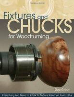 Fixtures And Chucks For Woodturning: Everything You Need To Know To Secure Wood on Sale