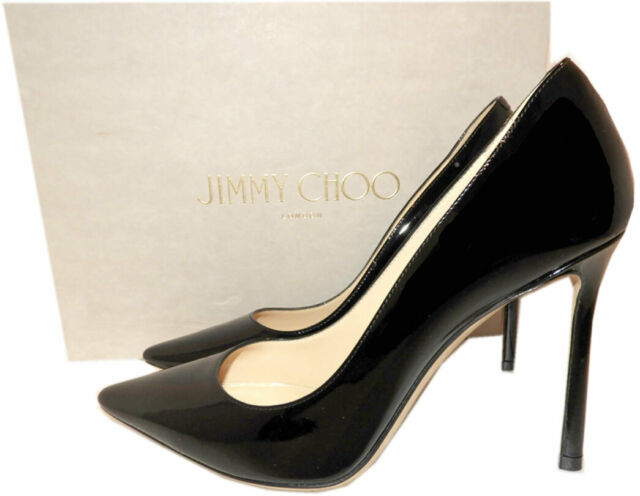 Glitter PUMPS Shoes 38 Pointy Toe HEELS