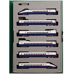 Kato 10-377 Series E2 Shinkansen Asama 6 Cars Basic Basic Basic Set - N 71f79c