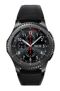 Samsung Gear S3 R760 Frontier Android Smartwatch Fitnesstracker Sportuhr WOW! - Köln, Deutschland - Samsung Gear S3 R760 Frontier Android Smartwatch Fitnesstracker Sportuhr WOW! - Köln, Deutschland