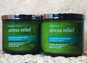 Image Result For Bath Body Works Aromatherapy Stress Relief Wick