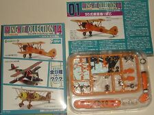 F-Toys 1/144 Wing Kit 14 Tachikawa Ki-9 Army Type 95 Aircraft Case Special 1SP