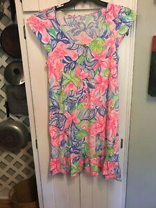 Lilly Pulitzer NWT Rejina Dress Havana Cocktail