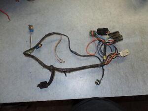 1988 Corvette C4 Door Switches Wiring Right, GM 12055831 ...