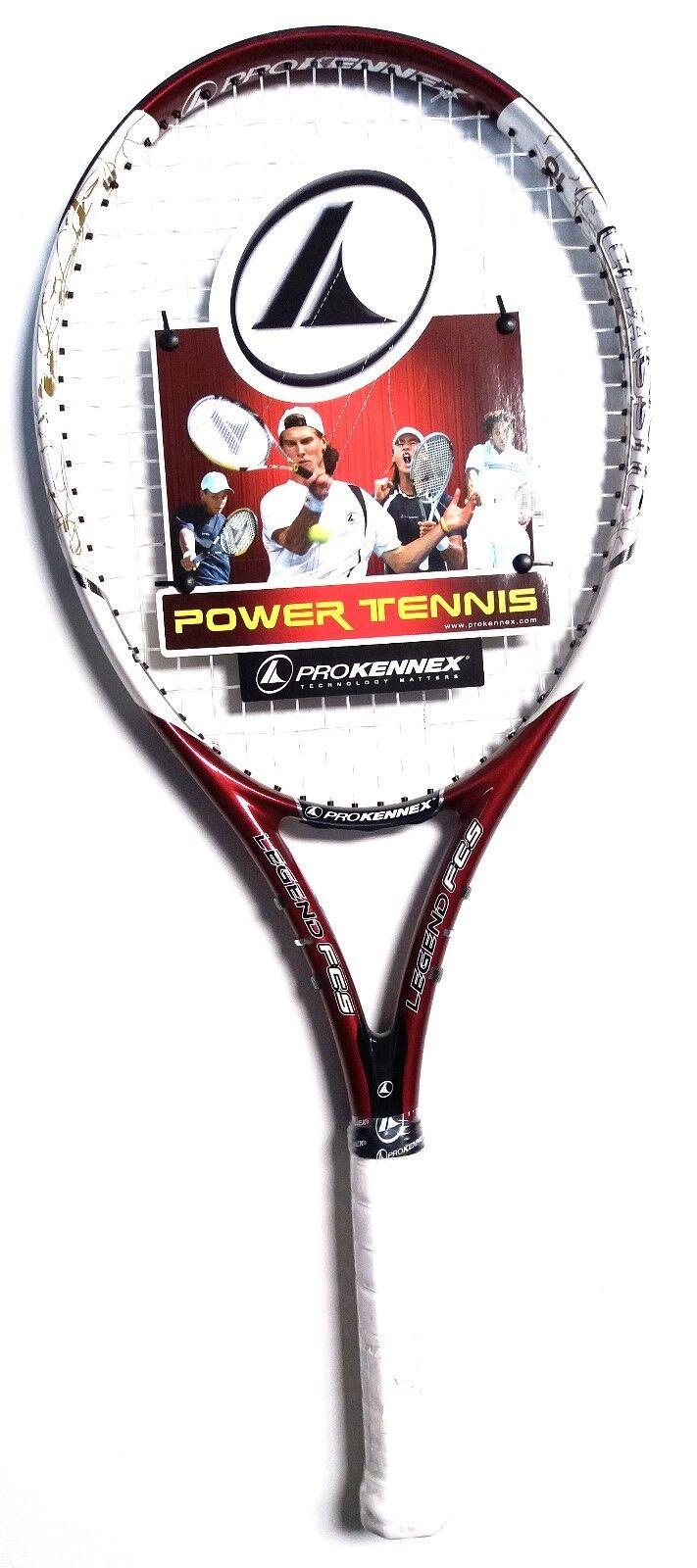 Pro Legend FCS braun besaitet - L3 = 4 3 8 Tennis Racquet Tennisschläger