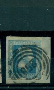 Di-Prussia-Friedrich-Guglielmo-IV-N-7-timbrato-n-258