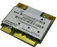 AR5BHB92-H Dual-band Wireless 802.11abgn PCIe Half AR9280 580102-001 518437-001